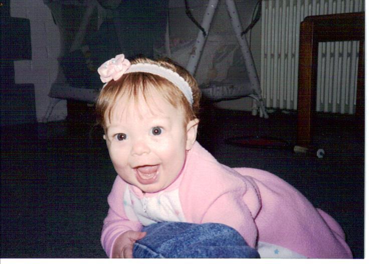 Alissa @ 12 months